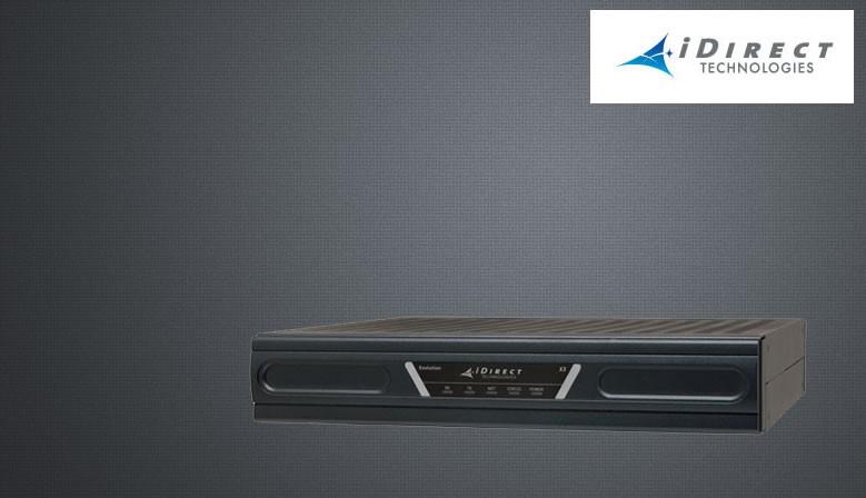 modem satellite iDirect X3