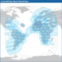 Satellite Intelsat 37e Connection Internet VSAT Bande Ku HTS