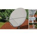 Antenne Rx/Tx 1.8m Bande Ku cross pol