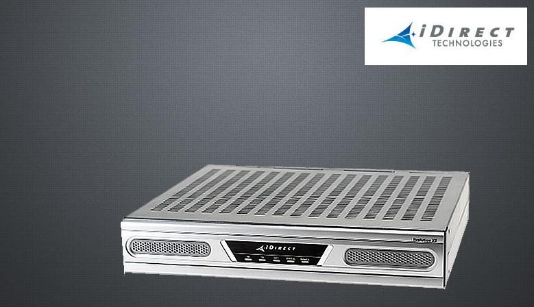 modem iDirect X5